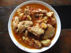 Curry au poulet - Kari Ayam