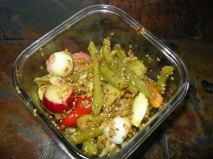 Légumes marinés - Acar Awak