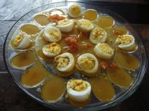 Curry aux oeufs - Egg Kurma