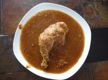 Curry rouge au poulet - Red Chicken Curry