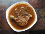 Curry rouge au poulet