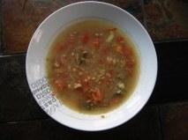Soupe mulligatwany - Mulligatwany