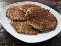 Crêpe à la noix de coco - Roti Nyur