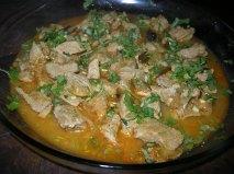 Curry d'agenau de Delhi - Delhi Bhuna Gosht
