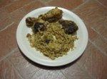 Riz au poulet épicé – Nasi Bokhari
