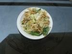 Sauté de nouilles de riz - fried kway teow