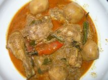 Curry au poulet - Chicken Curry